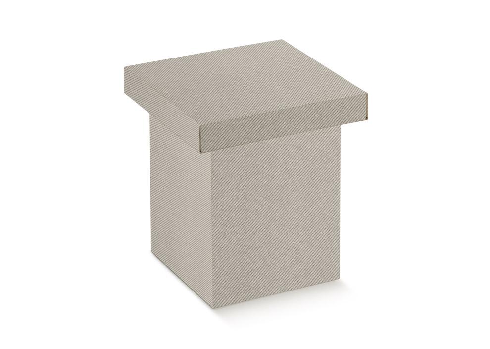 Arredo in carta sgabello contenitore 34469 scotton spa