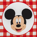 Mickey's Party rosso